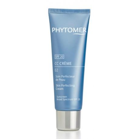 CC Crème 02 Crema perfezionatrice della pelle SPF 20